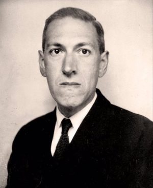 H. P.Lovecraft en juin 1934